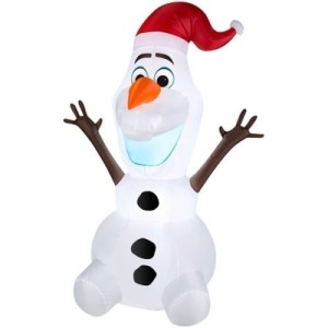 inflatable olaf